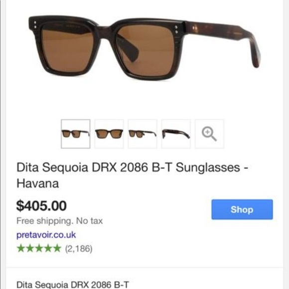 742bd2f9cf DITA Accessories - Sunglasses